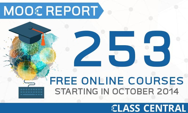 MOOC Course Report October 2014