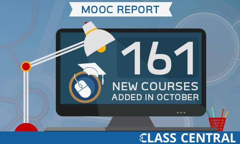 New Courses added in October 2014