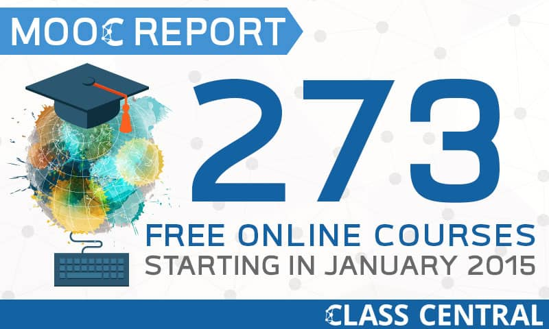 MOOC Course Report - Jan 2015 - Blog