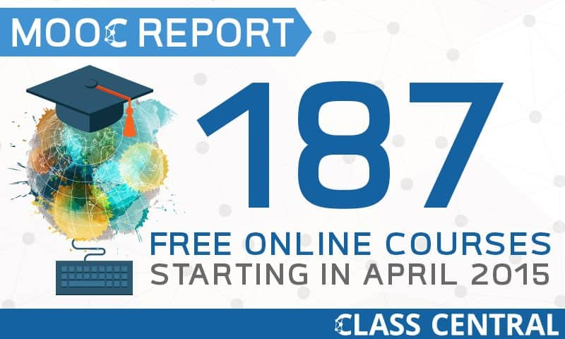 MOOC Course Report April 2014