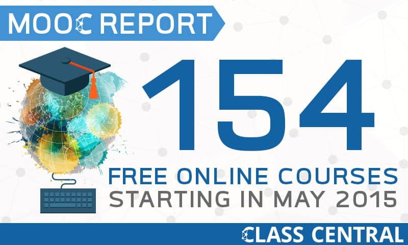 MOOC Course Report May 2015