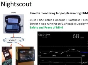 Nightscout-CGM-solution