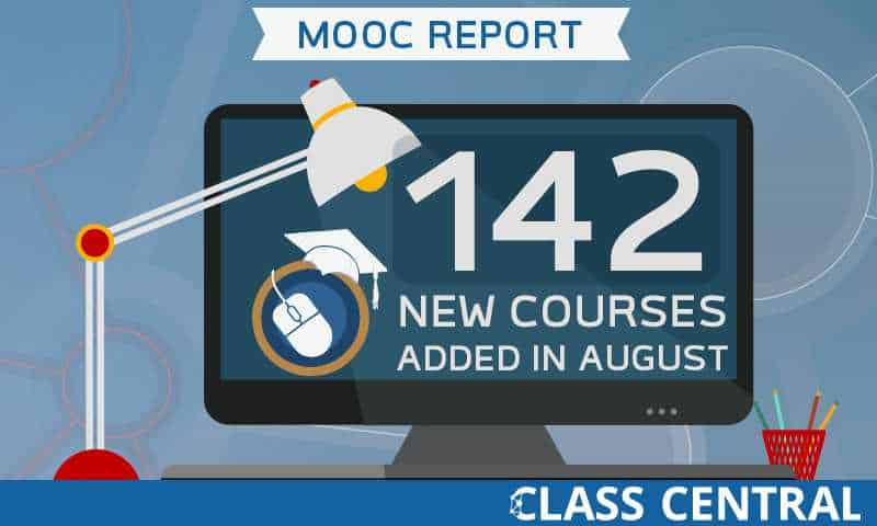 New Courses August 2015
