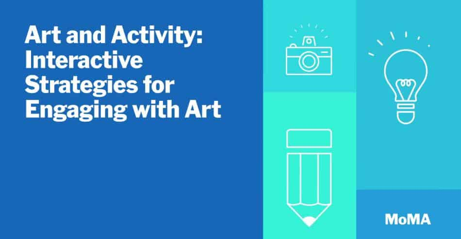 Art and Activity: Interactivity Stratergies for Engaging with Art