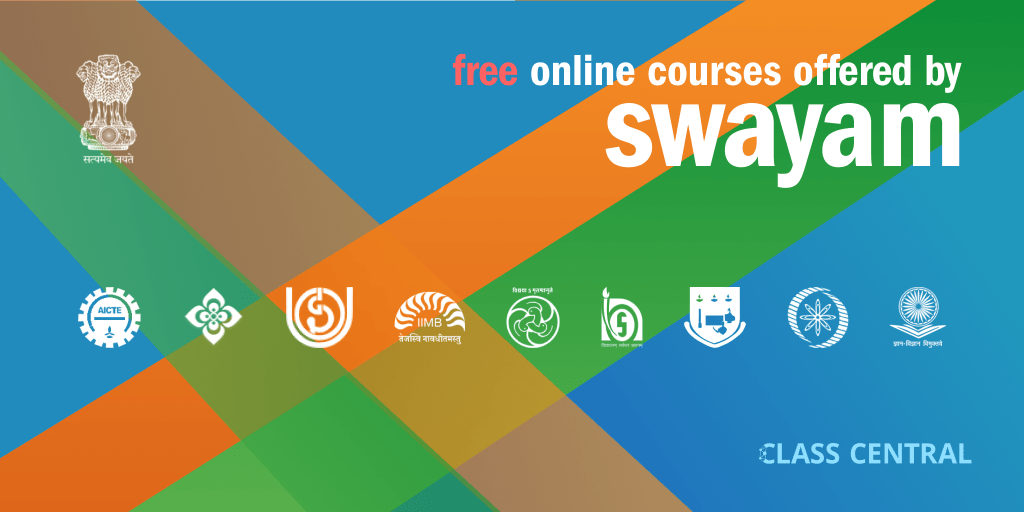 Updated 2020 Swayam Nptel Courses Full List Class Central