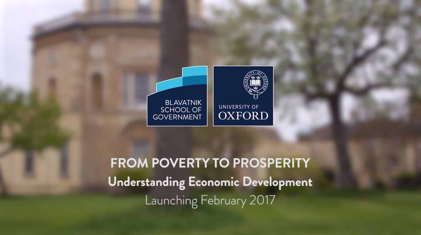 University of Oxford Course