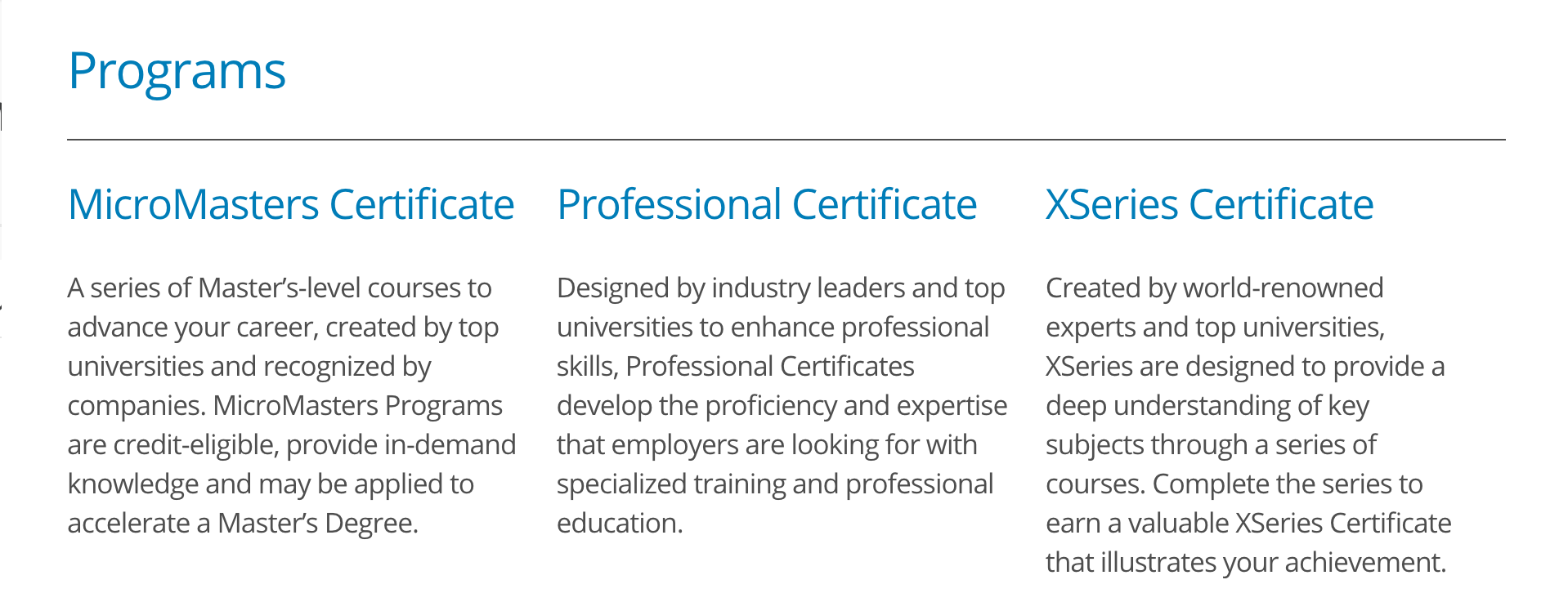 Decoding Edxs Newest Credential Professional Certificate Programs