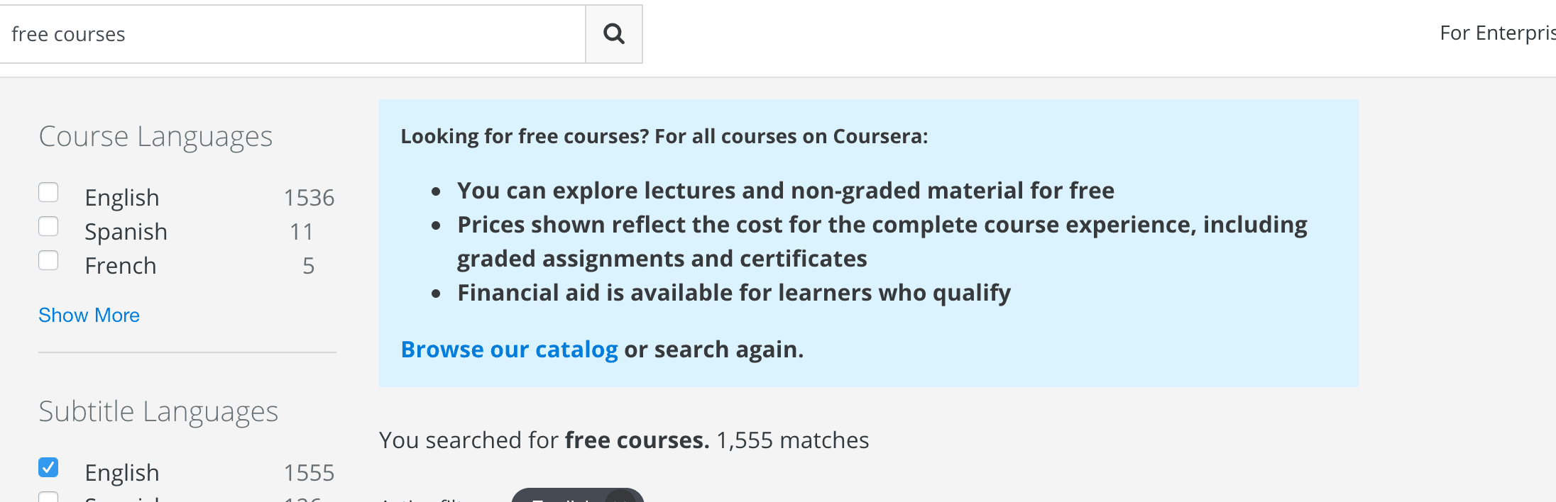 A Guide On How To Sign Up For Coursera Courses For Free Class Central