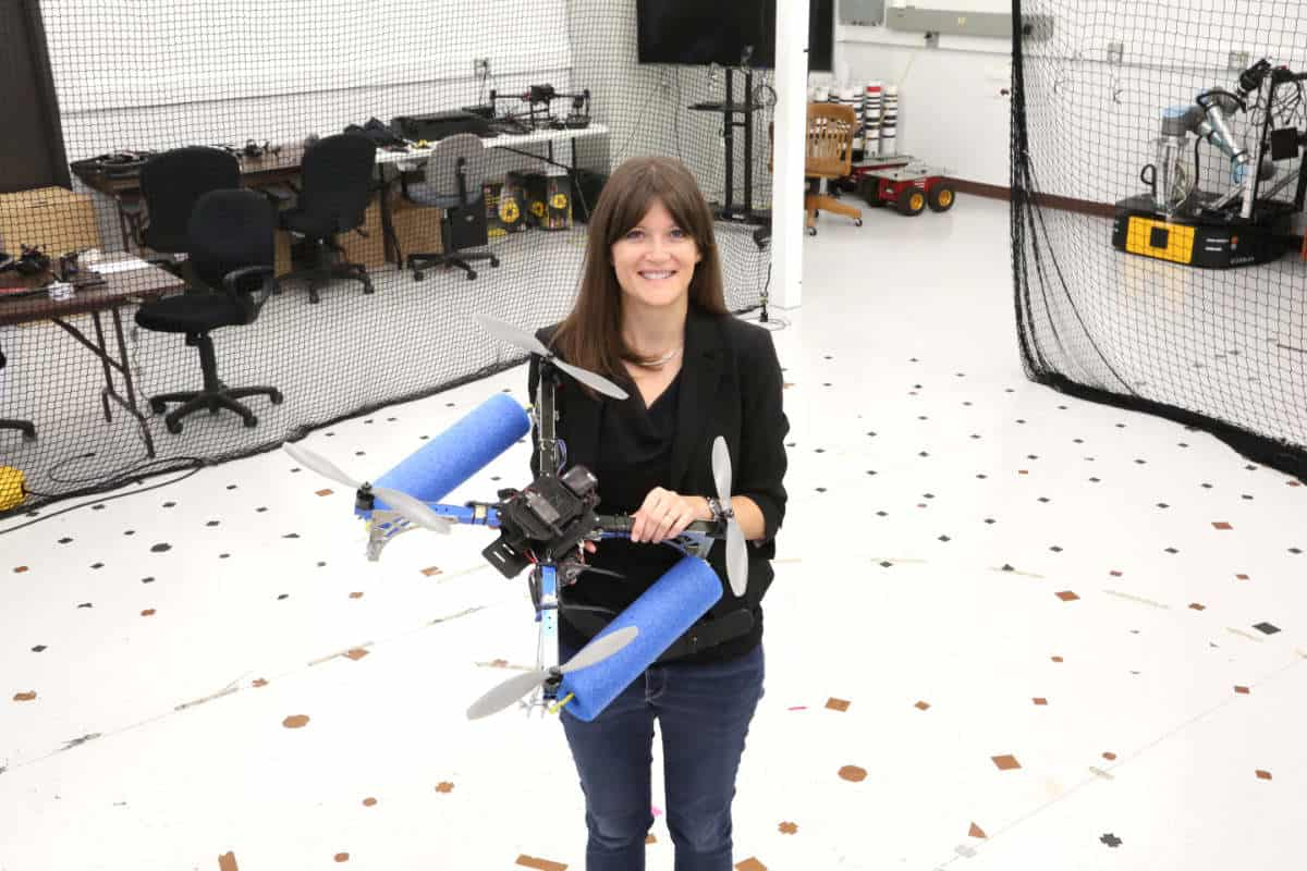 Angela-Schoellig Flying Car Nanodegree Instructor