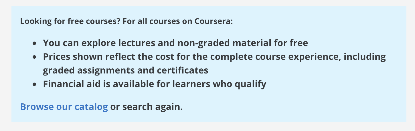 1150+ Coursera Courses That Are Still Completely Free