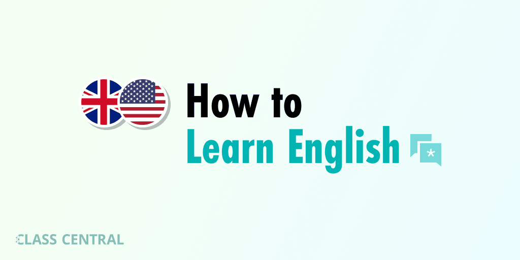 How to Learn English Online — Class Central