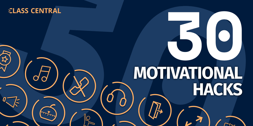 30 Motivational Hacks