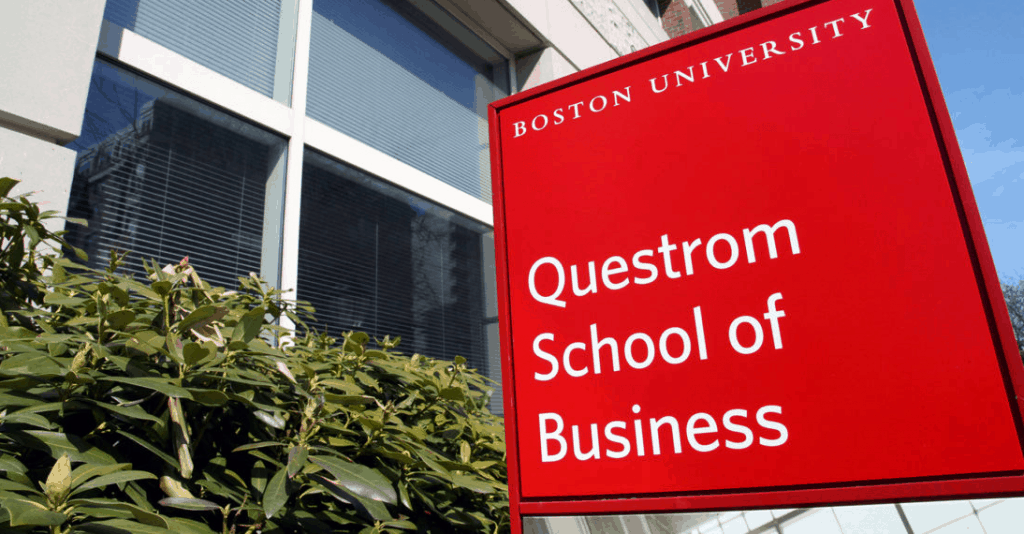 Boston University: Questrom School of Business