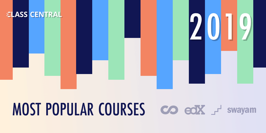 Most Popular Course of 2019 Illustration