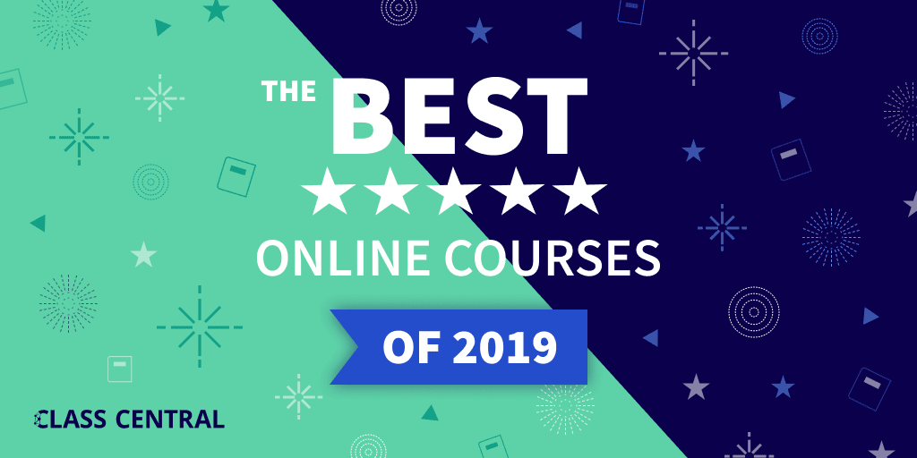 The Best Online Courses of 2019