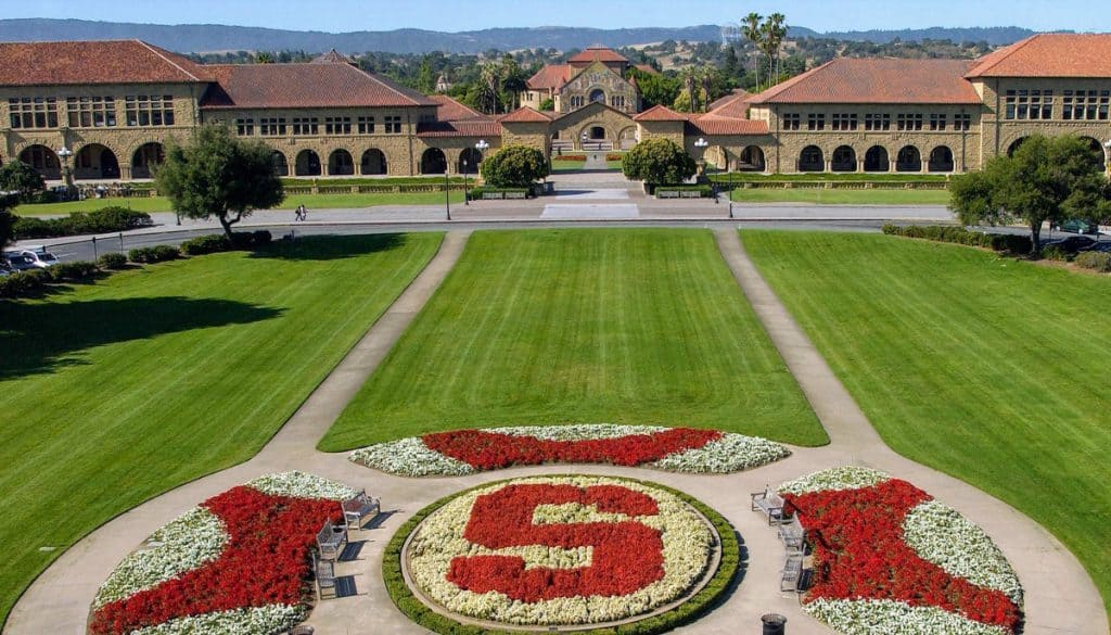 Stanford University main campus