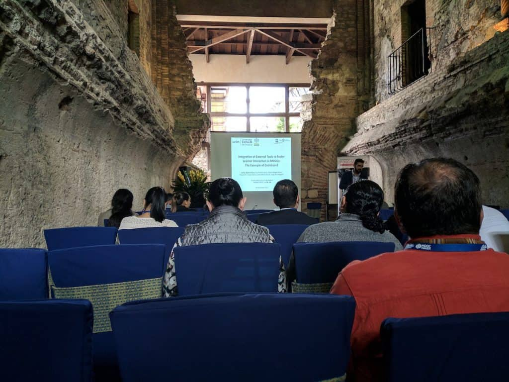 International MOOC-Maker 2017 conference in Antigua, Gautemala