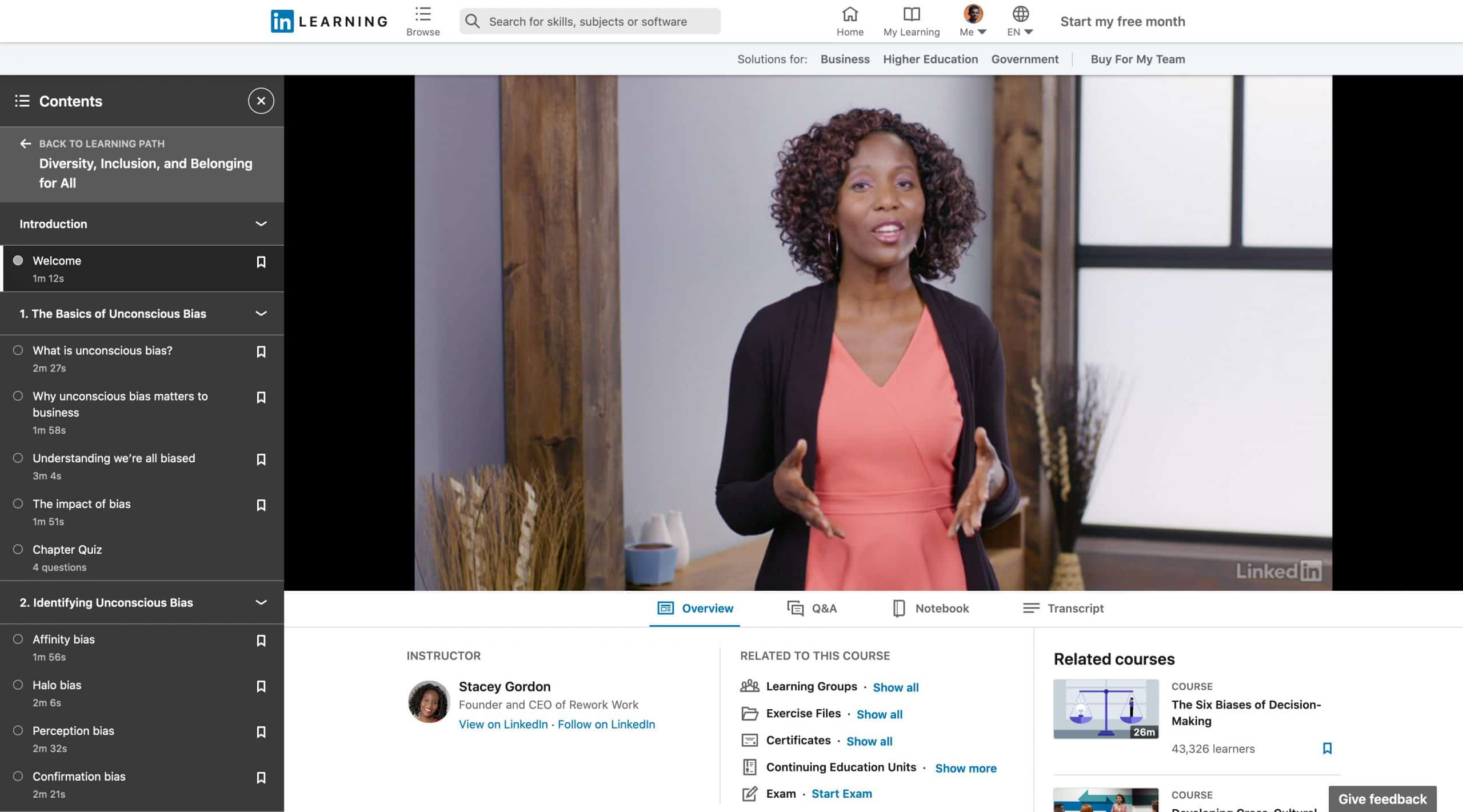 2021 350 Hours Of Free Linkedin Learning Courses With Free Certification Class Central