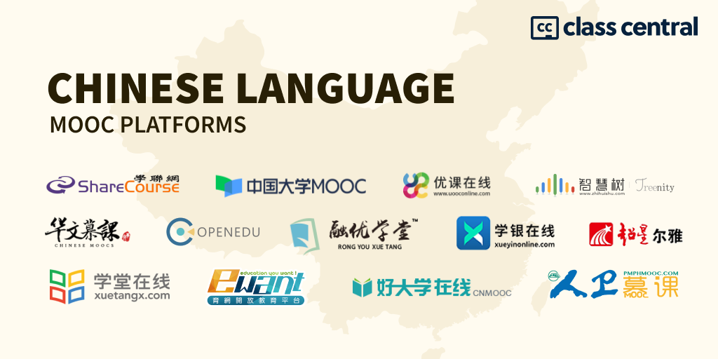 Chinese Language MOOC Platforms