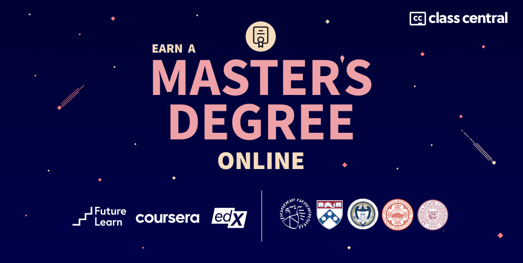 Earn a Master's Degree Online