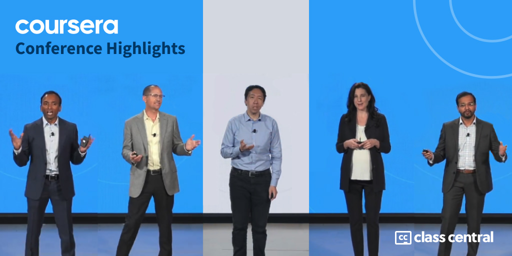 Coursera Partners Conference Highlights